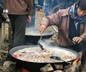 Các món ăn nên thử khi du dịch Sapa