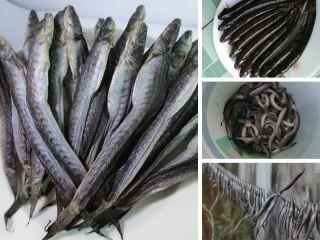 Cách làm khô cá kèo ngon tại nhà