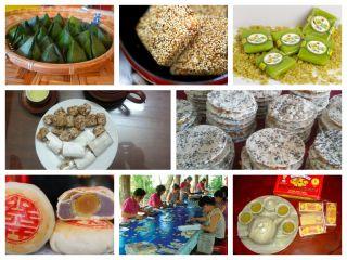 Đặc sản bánh kẹo Việt Nam ngon nhất