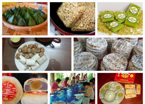 TOP Đặc sản bánh kẹo Việt Nam ngon nhất